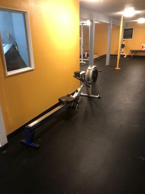 Downstairs Circuit Training 1